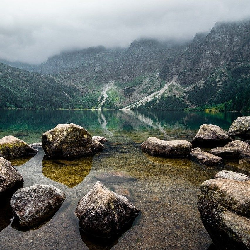 mountains, Tatry, Polnad, DMC