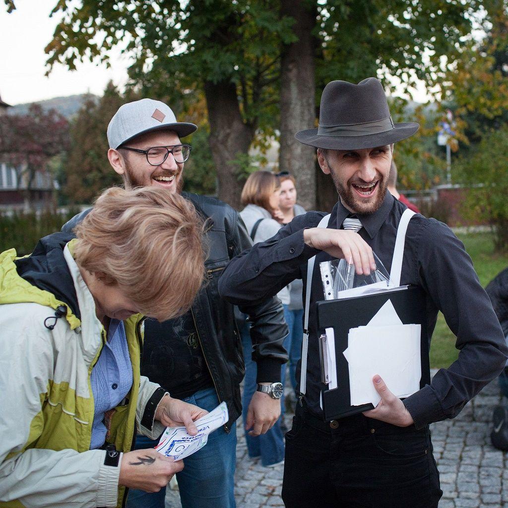 Gry integracyjne Kraków